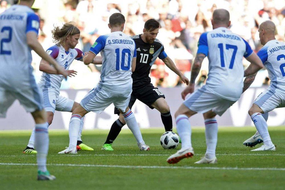 Nhan dinh Iceland vs Nigeria: Iceland se khien Messi dau kho hinh anh 1