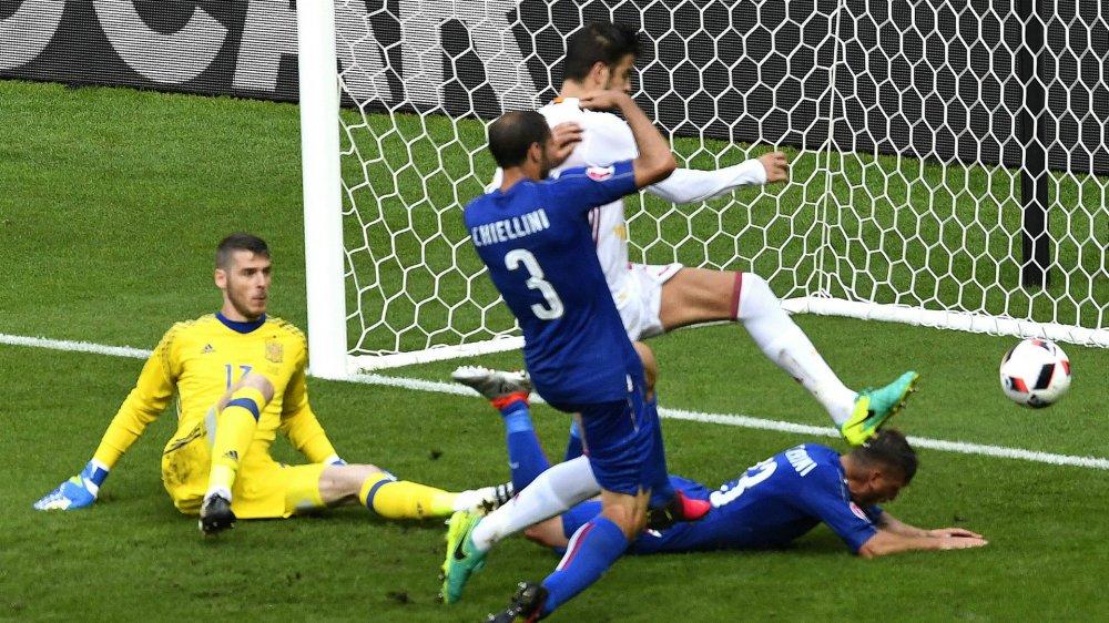 Video ban thang Tay Ban Nha vs Iran, Bang B bong da World Cup 2018 hinh anh 17