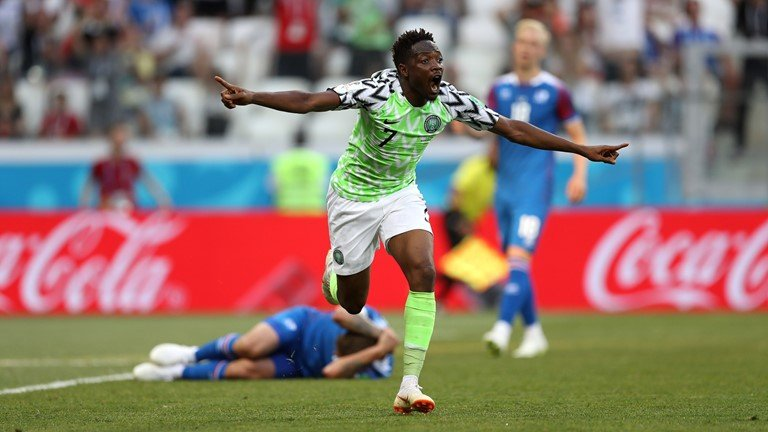 De bep Iceland, Nigeria thap lai hy vong di tiep cho Argentina hinh anh 2