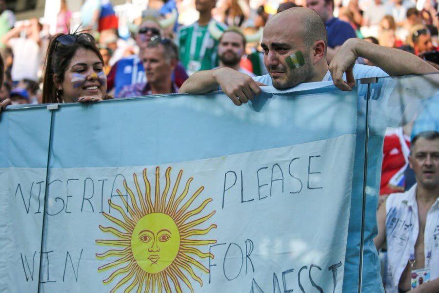 Video ket qua Argentina vs Nigeria: Thoat cua tu ngoan muc hinh anh 28