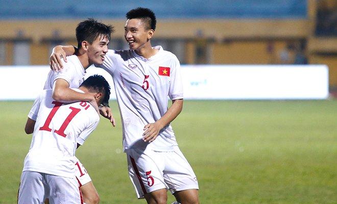 Video ket qua U23 Viet Nam vs U23 Bahrain: Cong Phuong toa sang hinh anh 12
