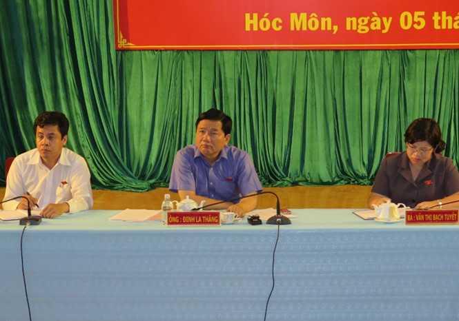 Ong Dinh La Thang: Neu con pha duong cua dan thi thay nha thau khac hinh anh 1