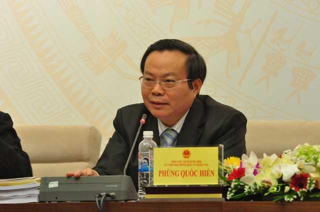 Ong Phung Quoc Hien: 'Neu 18h chieu van con viec de nghi Quoc hoi lam viec tiep' hinh anh 2