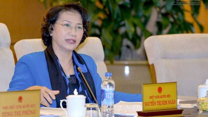 Ong Phung Quoc Hien: 'Neu 18h chieu van con viec de nghi Quoc hoi lam viec tiep' hinh anh 1