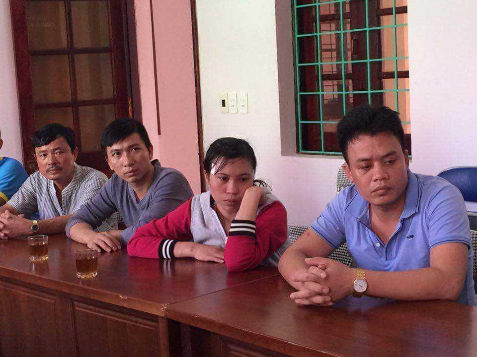 Hop khan len phuong an tim kiem 5 thuyen vien mat tich o Quang Binh hinh anh 1