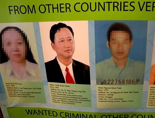 Tỏng cục truỏng Tong cuc Canh sat: 'Truy bát bàng duọc Trịnh Xuan Thanh' hinh anh 1
