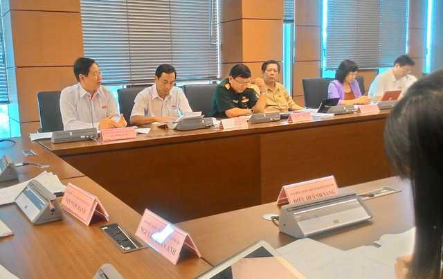 Chu nhiem Uy ban Quoc phong - An ninh: 'Kiem toan o tren troi ma tham nhung lai duoi dat' hinh anh 2