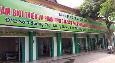 Giam doc cong ty che bien nong san hanh hung lanh dao doan kiem tra lien nganh hinh anh 1