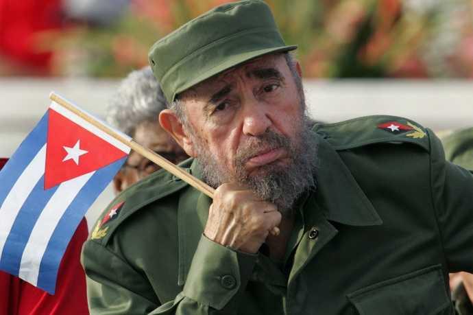 Chu tich Quoc hoi se tham du le tang lanh tu Cuba Fidel Castro hinh anh 1