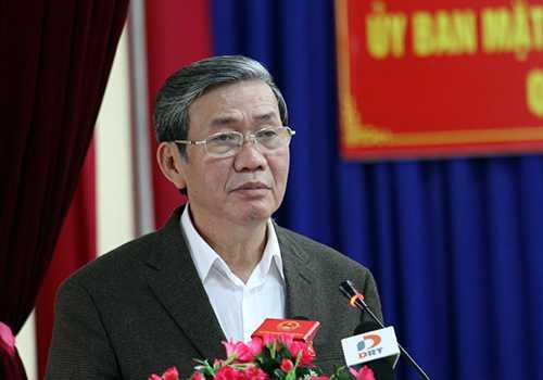 Ong Dinh The Huynh: 'Uy ban kiem tra dang lam ro trach nhiem ong Vo Kim Cu' hinh anh 2