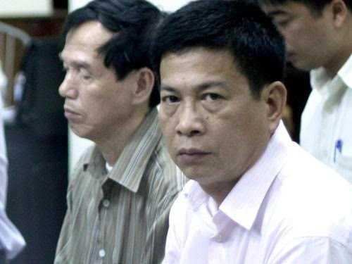 Cụu Tong giam doc PMU 18 Bùi Tién Dũng bi loai khoi danh sach dạc xá hinh anh 2