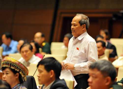 Nhung phat ngon an tuong cua Dai bieu Quoc hoi Ngo Van Minh hinh anh 2