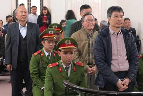 Dai an tham o tai Vinashinlines: Bo con Giang Kim Dat hau toa hinh anh 2