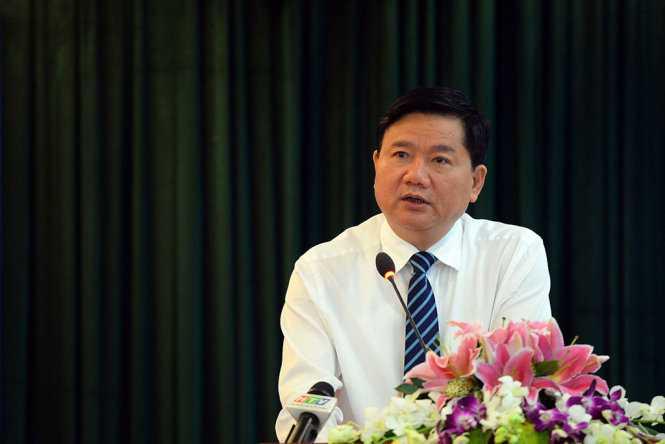 Bi thu Dinh La Thang: 'TP.HCM phan dau co giai Nobel' hinh anh 2