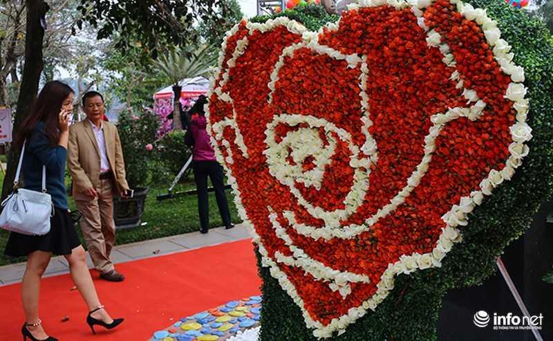 Le hoi hoa hong Bulgaria: Quang cao khac xa thuc te hinh anh 7