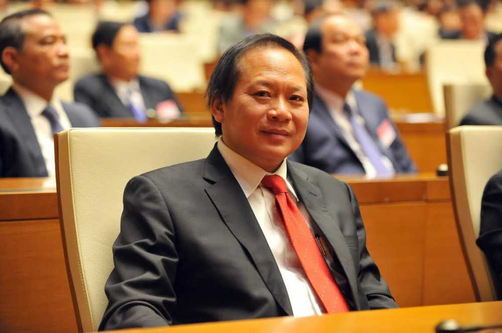 Bo truong Truong Minh Tuan: Cham dut tinh trang bao chi song 'ky sinh' vao doanh nghiep hinh anh 2