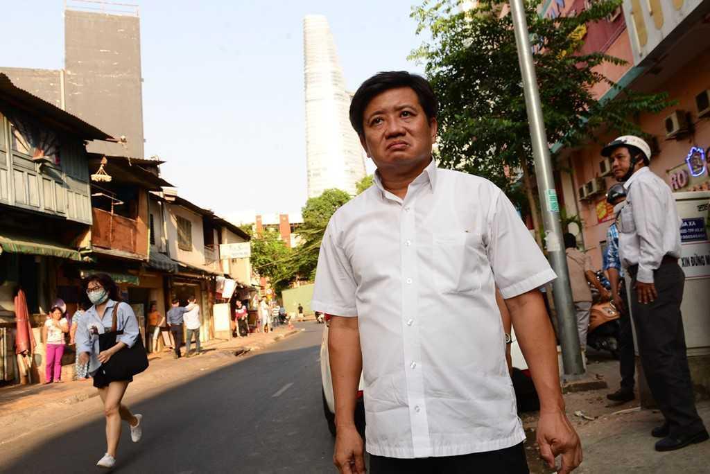 Ong Doan Ngoc Hai: 'Bo hoi hop vo nghia di, dan trong minh lam viec chu khong cho minh hop' hinh anh 1