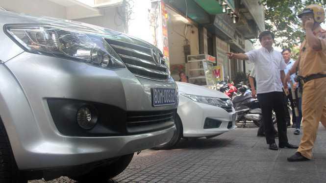 Bi thu Dinh La Thang: 'Khong the de ong Doan Ngoc Hai le loi mai the duoc' hinh anh 2