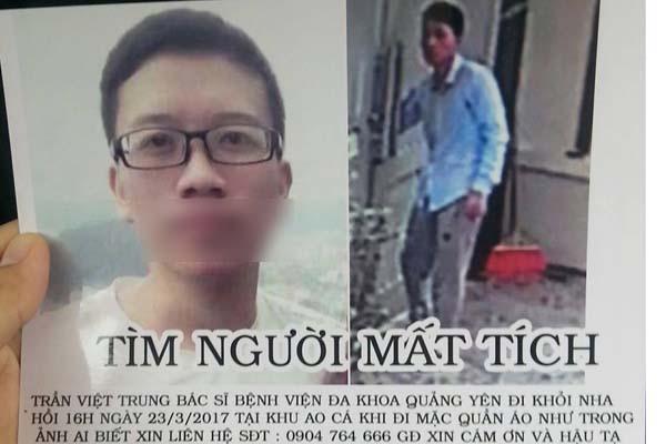 Bac si mat tich bi an o Quang Ninh da tro ve nha hinh anh 1