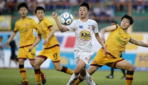 U19 HAGL Arsenal JMG co di vao vet xe do cua Cong Phuong? hinh anh 1