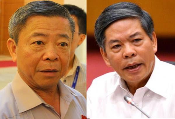 Ban Bi thu ky luat cac ong Vo Kim Cu, Nguyen Minh Quang hinh anh 1