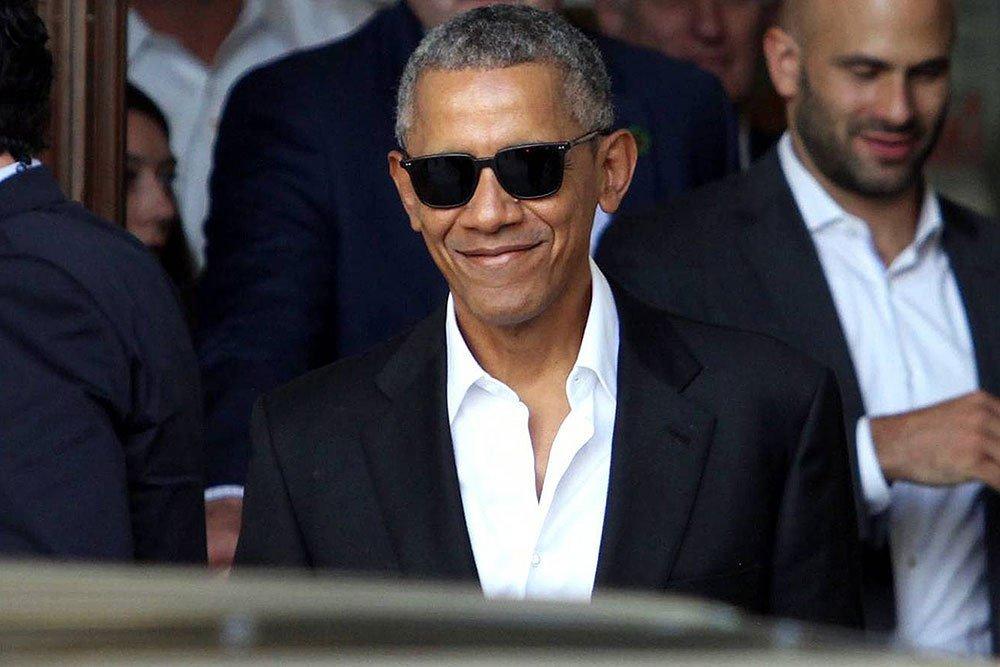 Obama xuat hien day phong cach o kinh do thoi trang Milan hinh anh 5