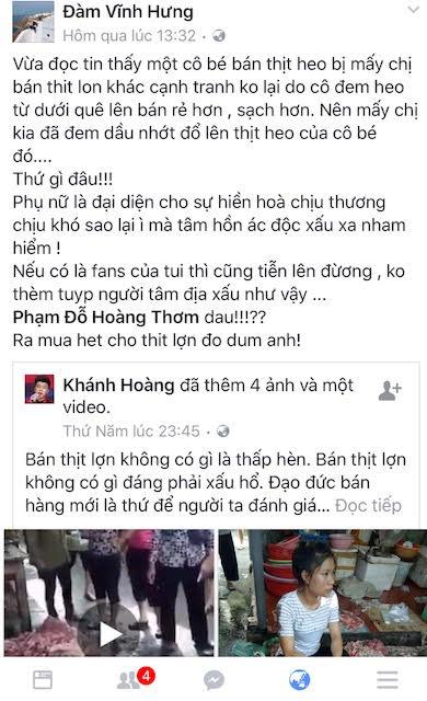Su that Dam Vinh Hung mua het thit lon giup nguoi phu nu bi hat dau luyn hinh anh 1