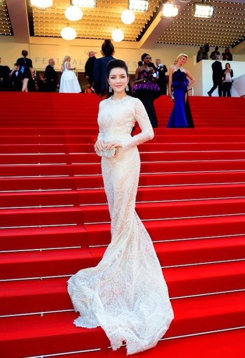 Ly Nha Ky hanh dong lo, lieu o Cannes, Bo Van hoa - The thao - Du lich bat ngo hinh anh 1