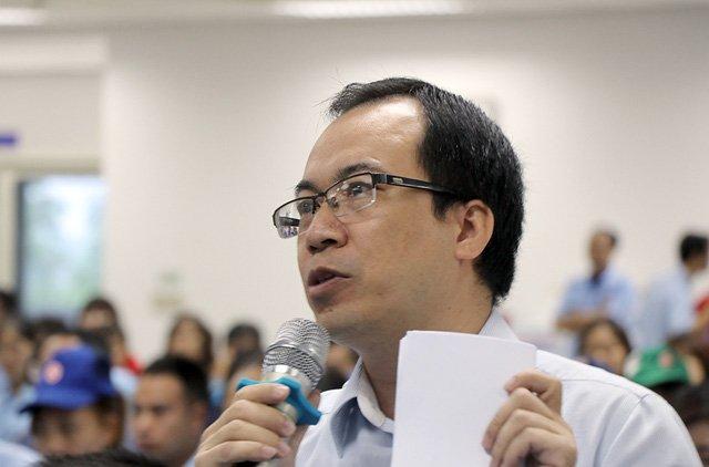 Ong Nguyen Duc Chung: 'Doanh nghiep co quyen tu choi doan kiem tra' hinh anh 1
