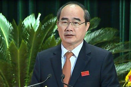 Ong Nguyen Thien Nhan lam Truong doan DBQH TP.HCM hinh anh 1