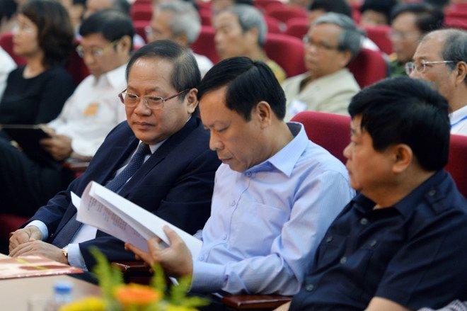 Thu truong Hoang Vinh Bao giu chuc Chu tich Hoi Xuat ban Viet Nam hinh anh 1