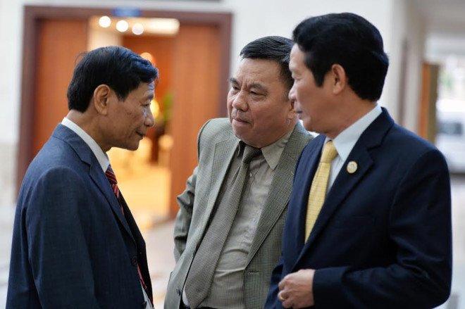 Thu truong Hoang Vinh Bao giu chuc Chu tich Hoi Xuat ban Viet Nam hinh anh 3