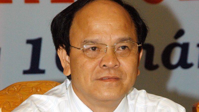 Nguyen Bi thu Binh Dinh: 'Toi nhan luon ky luat cho Ban Thuong vu de anh em duong chuc lam viec' hinh anh 1