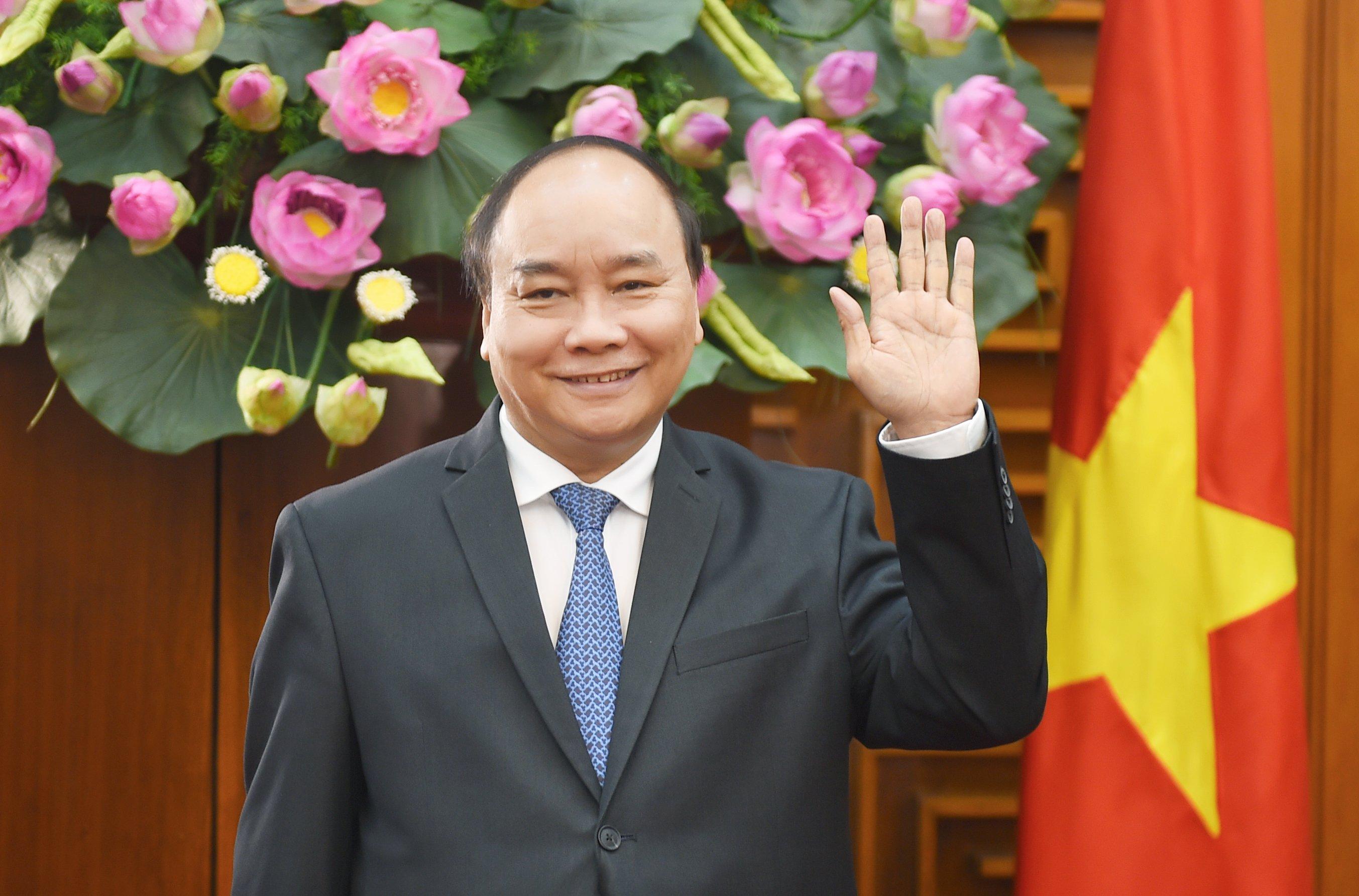 Thong diep cua Thu tuong Nguyen Xuan Phuc tren to Washington Times hinh anh 1