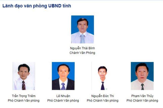 Binh Dinh van thua cap pho sau khi cho 'nghi huu non' hang loat lanh dao? hinh anh 1