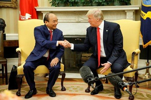 Chuyen gia My: 'Ong Donald Trump se giu da hop tac voi Viet Nam' hinh anh 1
