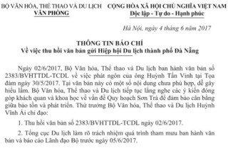 Vi sao Thu truong Huynh Vinh Ai lai de dang ky 1 van ban 'nuc cuoi' nhu vay? hinh anh 1