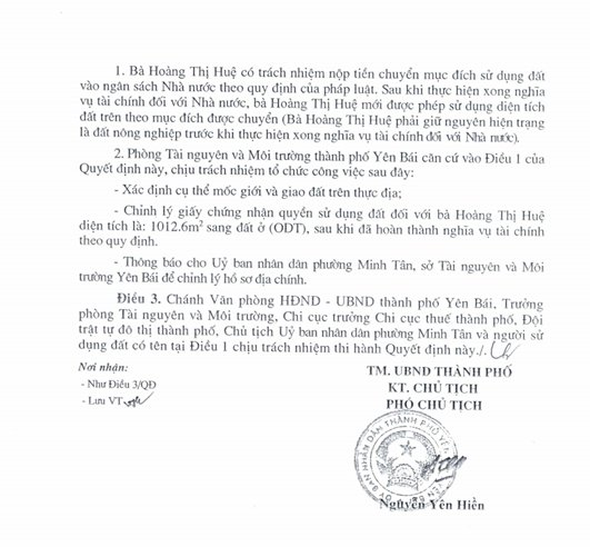 Qua trinh 'bien' khu dat rung thanh cum biet thu giam doc so o Yen Bai hinh anh 13