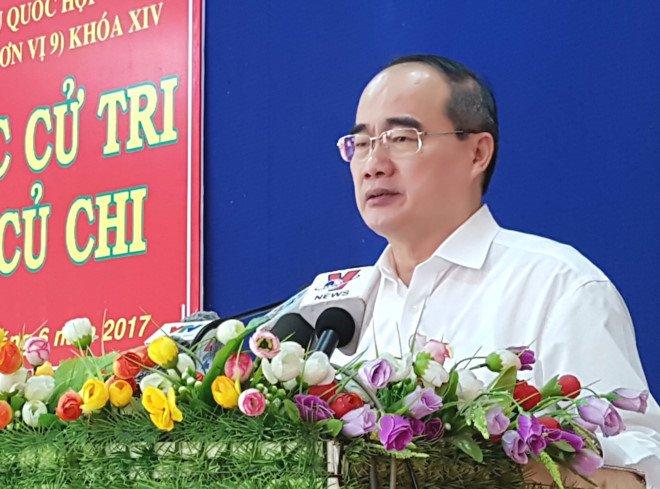 Bi thu Nguyen Thien Nhan: 'Toi da viet thu gui Thu tuong kien nghi ve Tan Son Nhat' hinh anh 2