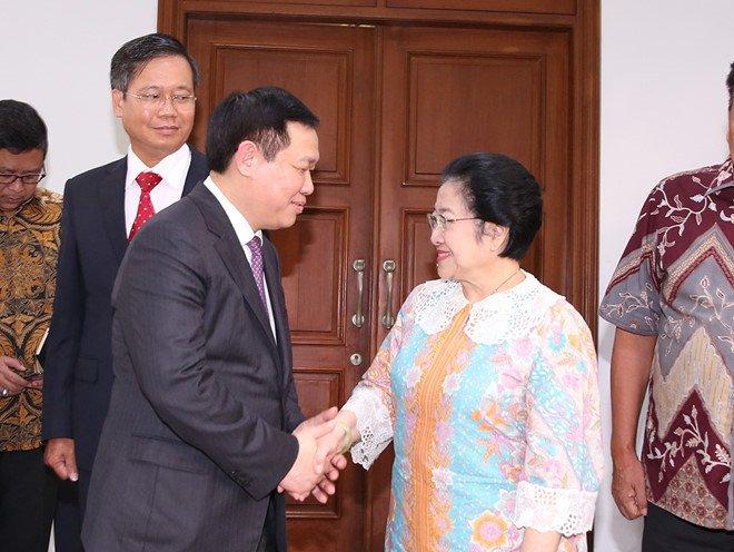Chuyen cong tac cua Pho Thu tuong Vuong Dinh Hue: Co hoi lon cua Viet Nam trong chuoi cung ung toan cau hinh anh 4