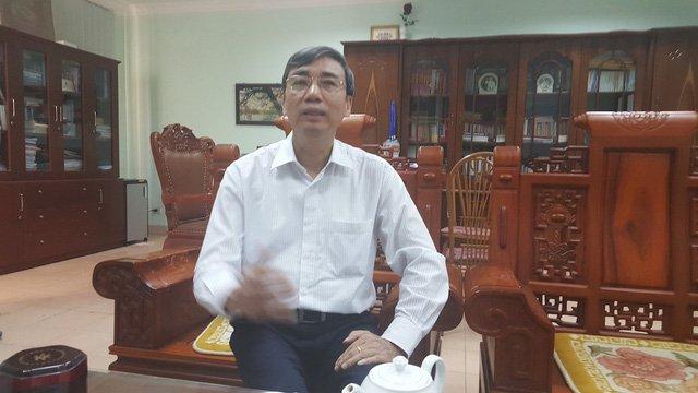 Quy hoach con trai lam Pho giam doc: Giam doc So GD-DT Vinh Phuc ly giai hinh anh 1