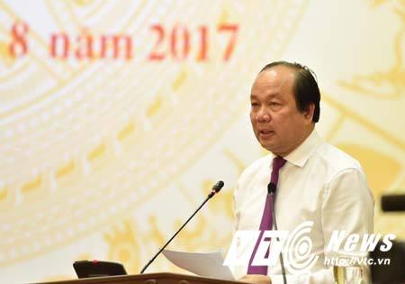Bo truong Mai Tien Dung: Se som cong bo ket luan thanh tra 'biet phu' Yen Bai hinh anh 1