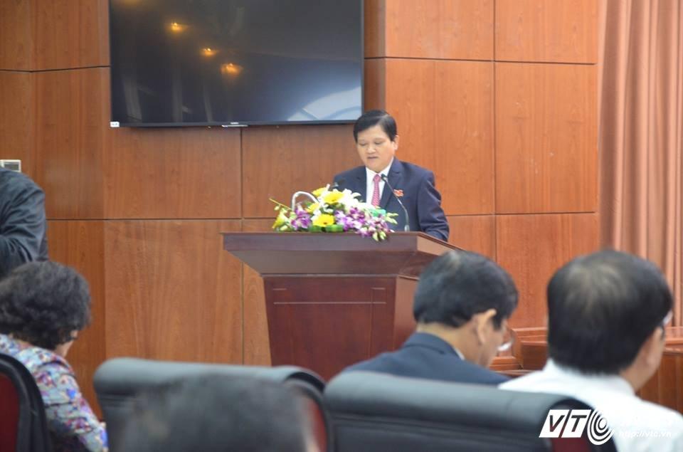 Ong Nguyen Nho Trung tam thoi dieu hanh HDND TP Da Nang hinh anh 1