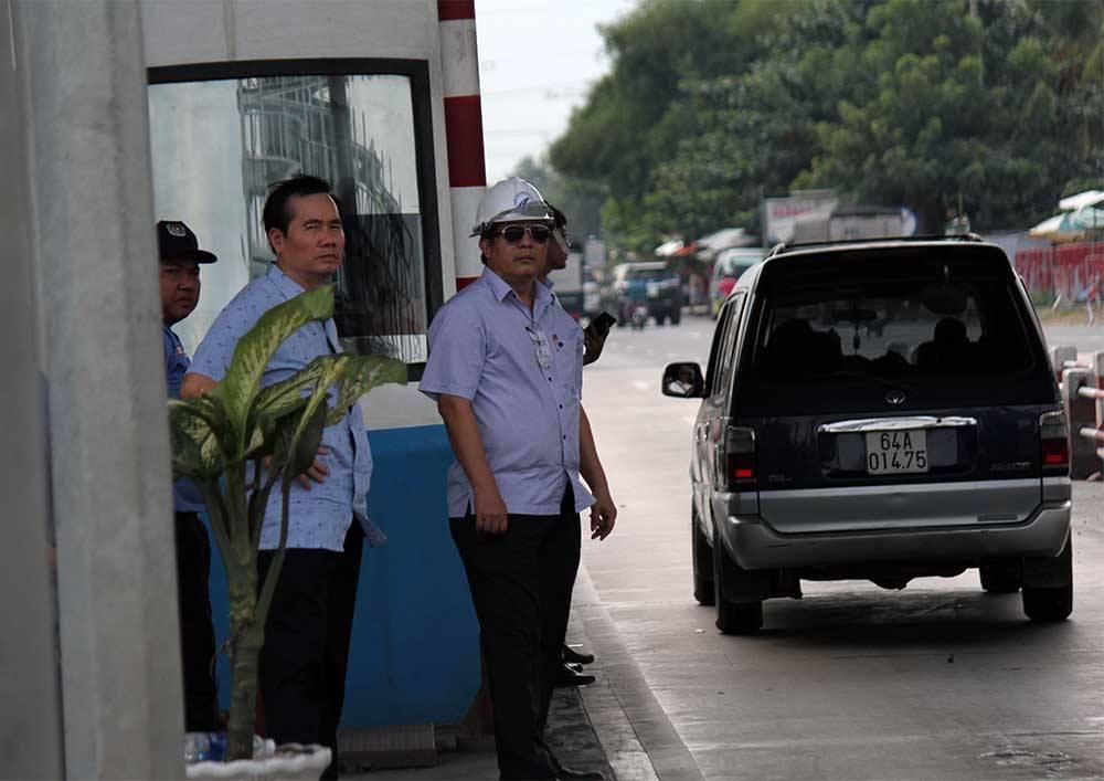 Tong cuc truong Tong cuc Duong bo thi sat tram BOT Cai Lay hinh anh 2