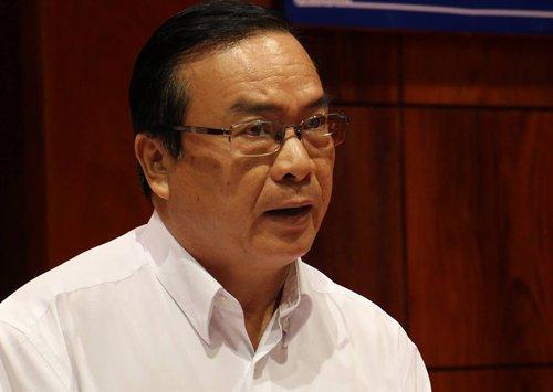 Lanh dao tinh Tien Giang: 'Khong luong truoc duoc su viec o tram BOT Cai Lay' hinh anh 1