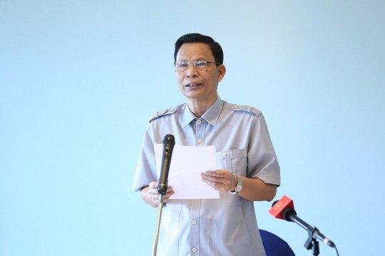 Thanh tra Chinh phu buoc ong Nguyen Minh Man cong khai xin loi bao chi va du luan hinh anh 1