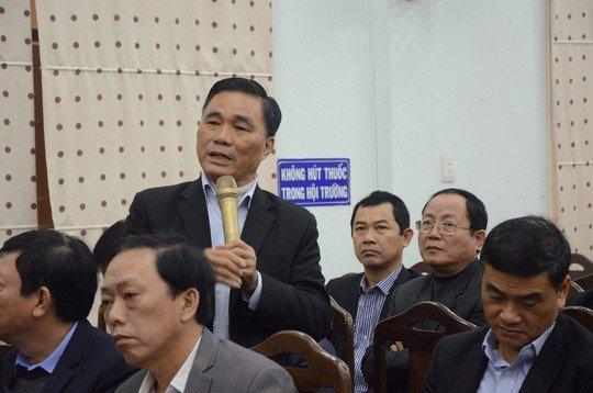 Pho doan DBQH Da Nang: 'Khong co chuyen trach nhiem cua chinh quyen nhiem ky truoc khac ky sau' hinh anh 1