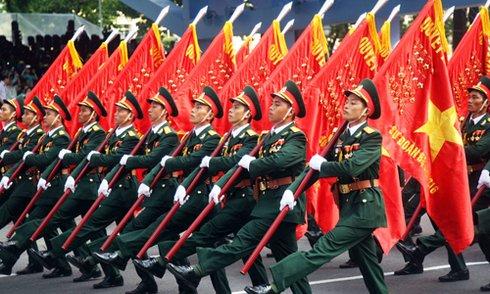 Quan doi nhan dan anh hung cua dan toc Viet Nam anh hung hinh anh 1