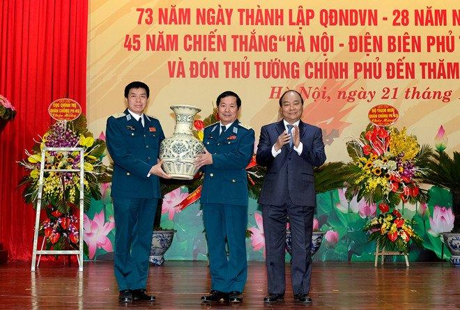 Thu tuong giao 5 nhiem vu cho Quan chung Phong khong - Khong quan hinh anh 3