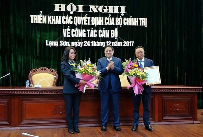 Ba Lam Phuong Thanh lam Bi thu Lang Son hinh anh 1